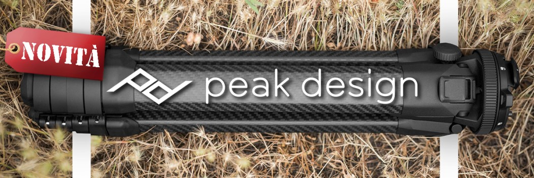 PEAK DESIGN - TRAVEL TRIPOD